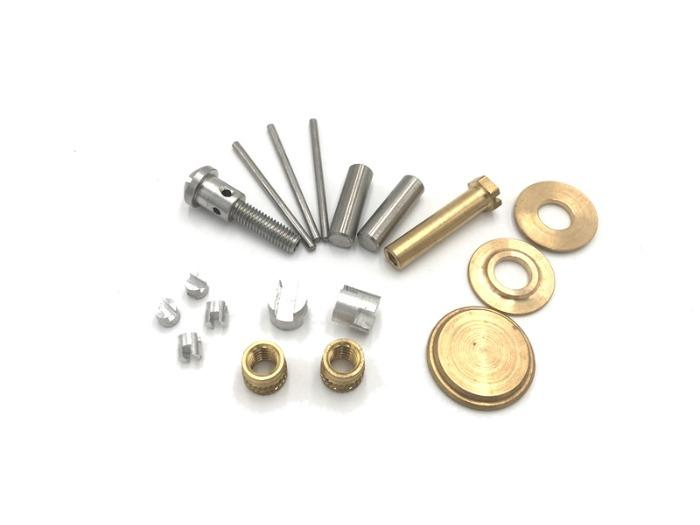 Small Turned Parts - Custom Small Turned Parts, Small Brass Parts,Small Metal Parts