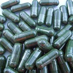 Spirulina Capsules