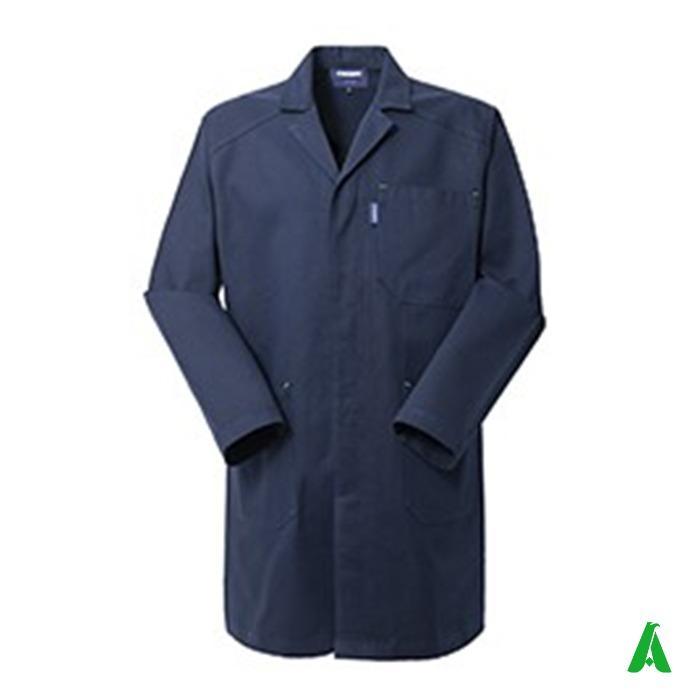 Camice in tessuto 100% cotone di qualita' - Camice professionale da lavoro in tessuto 100% cotone di qualita'