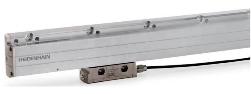 LF185 系列封闭式直线光栅 - LF185  封闭式直线光栅 标准光栅尺外壳 超高重复精度