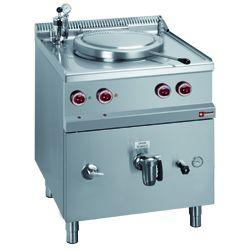 ELECTRIC BOILING PAN - GAMME OPTIMA 700