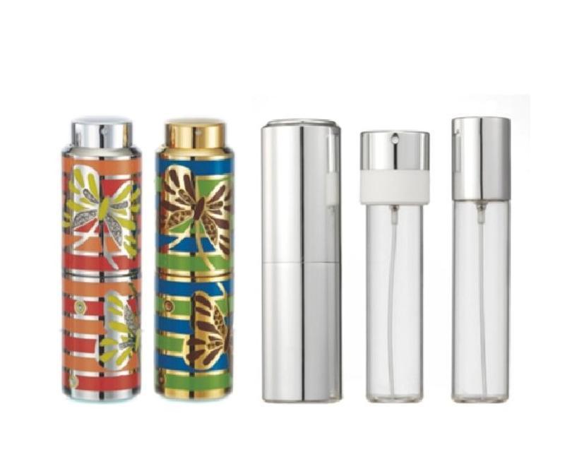 Vinca (Twist) - Luxury Travel Perfume Sprayers