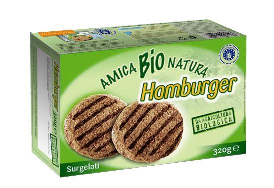 Hamburger - Biologiques et surgelés