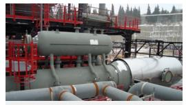 thermal oxide package and reaction furnace package... - Pressure Vessels