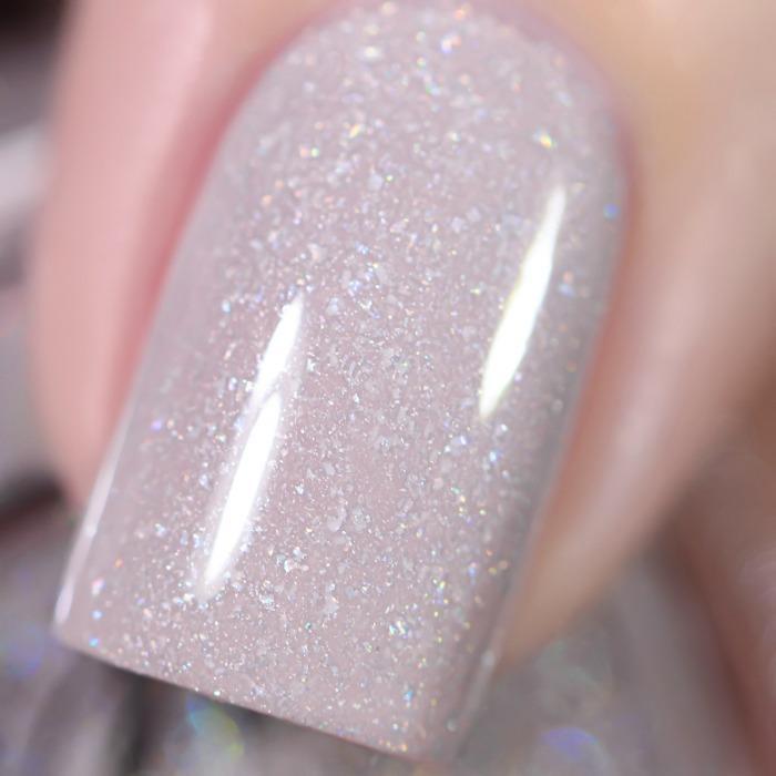 Nail Polish - Heart of the world nail polish