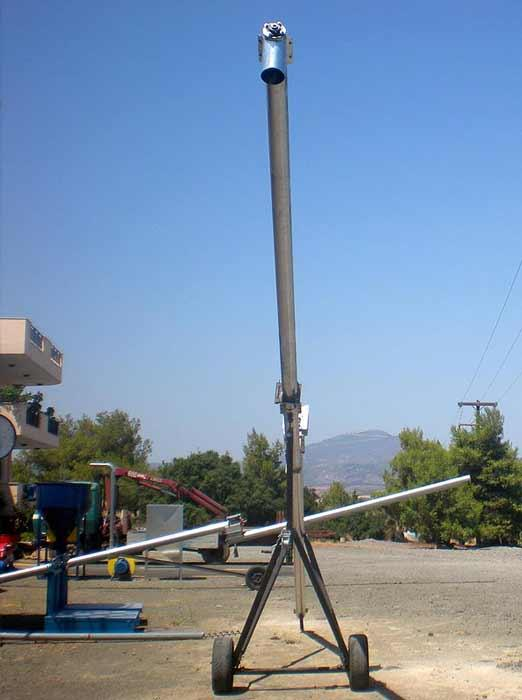 silos intake system -