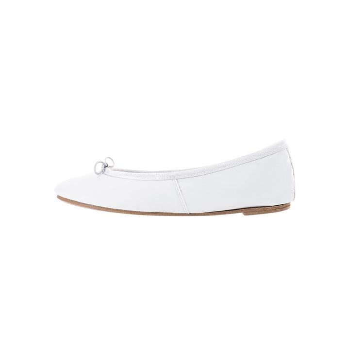Chaussure de mariage blanche