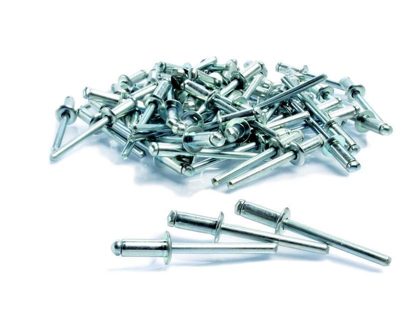Blindniete von GESIPA® - Blindniete erhltlich in vielen Materialien, Größen, für diverse Einsatzbereiche.