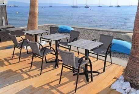 Fauteuil Bahamas Structural - Mobilier De Terrasse