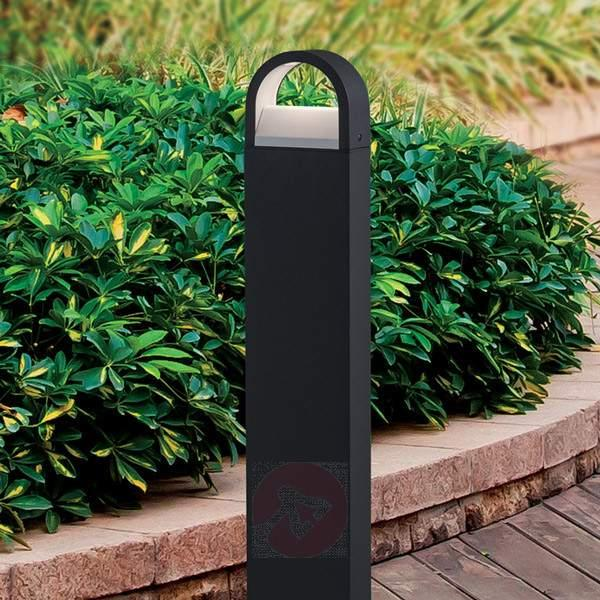 Hadrien LED Path Light Anthracite Colour - Path and Bollard Lights