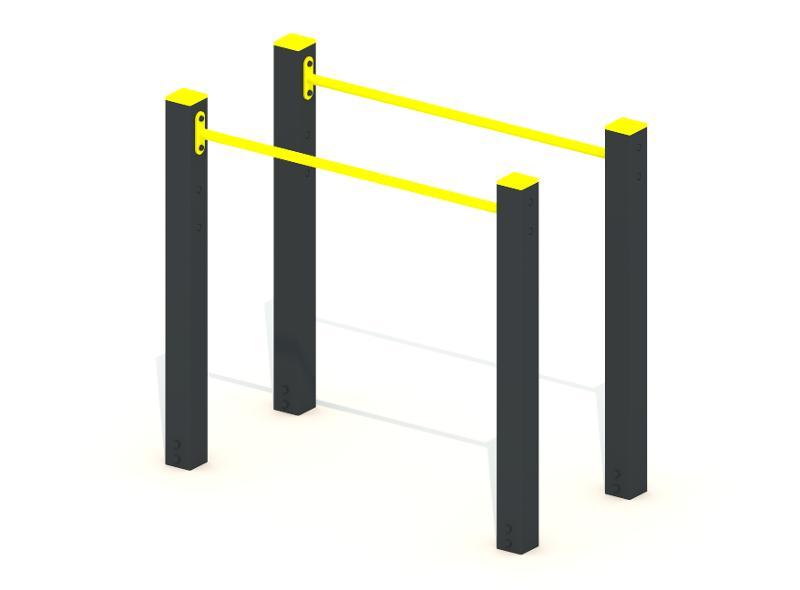 Parallel bars - Outdoor sports equipment