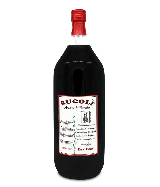 Rucolì amaro di rucola selvatica di Ischia - Liquori