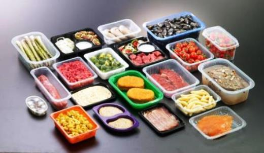 Easy Saving series - Thinwalled, firm and cost-conscious series of trays, with or without barrier