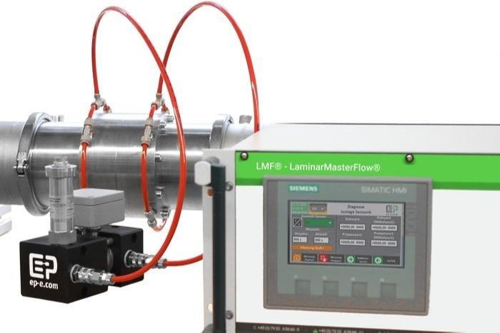 Flow Measurement & Calibration: LMF®- LaminarMasterFlow® -