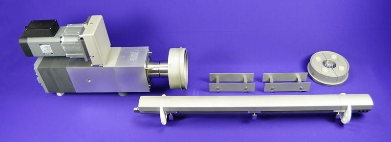 Cylindrical Magnetron - Cylindrical Magnetron Sputtering Cathode