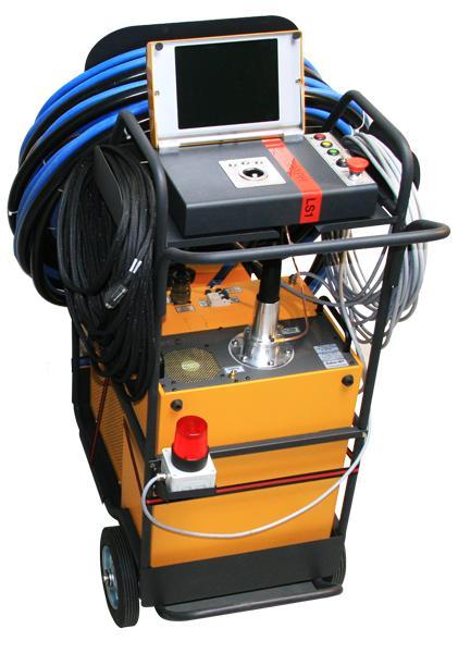 XMD160 Baltograph - Mobile & Stationary
