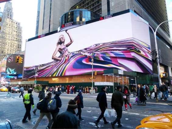 Pantallas led para publicidad exterior precios - Calidad de imagen HD, alto brillo, control remoto