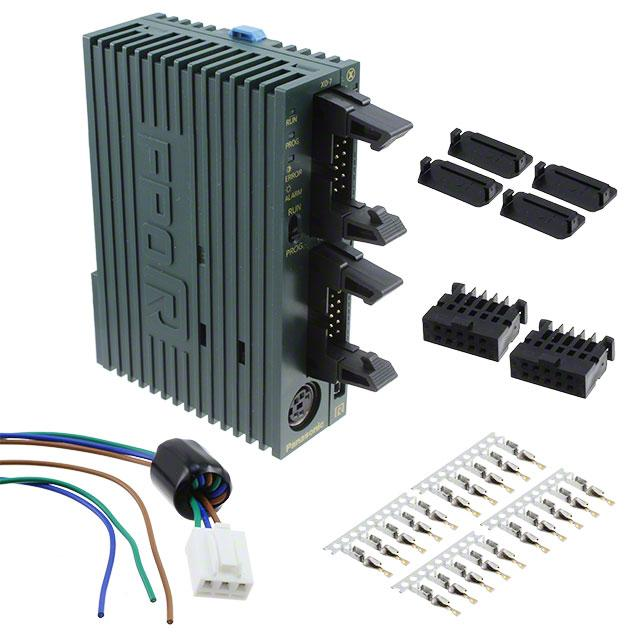CONTROL LOGIC 8 IN 8 OUT 24V - Panasonic Industrial Automation Sales AFP0RC16P