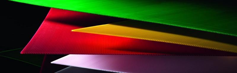 Polypropylene sheets - Akylux®, Akyplac® & Correx®- Twinwall