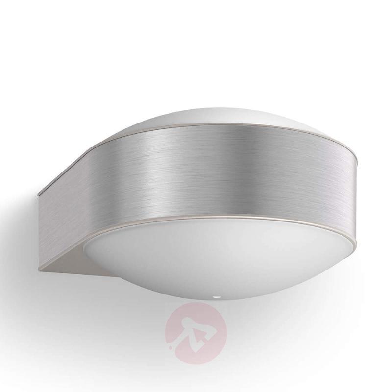 Chipmunk - outdoor wall light, stainless steel - stainless-steel-outdoor-wall-lights
