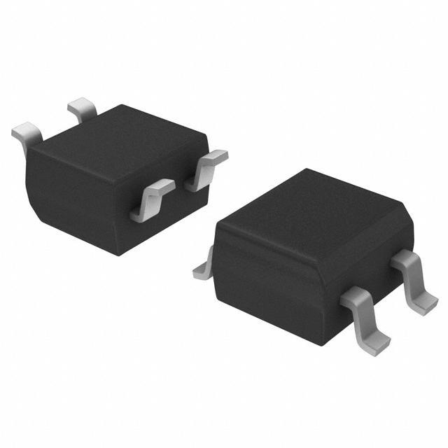 IC RECT BRIDGE 0.5A 400V MBS-1 - Micro Commercial Co MB4S-TP