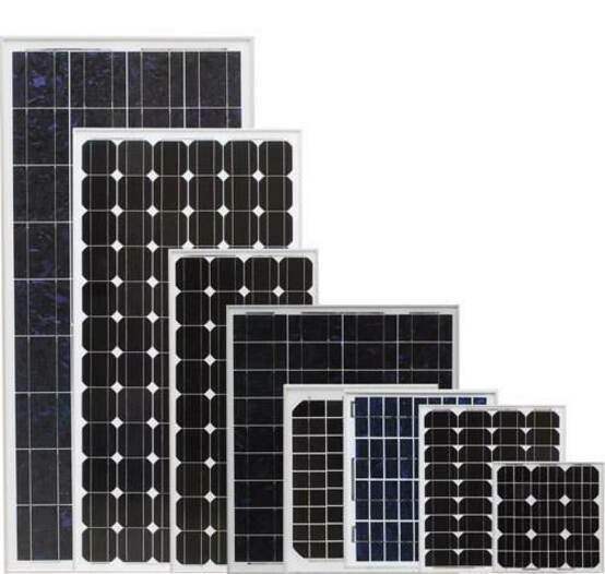 Solarmodule - null