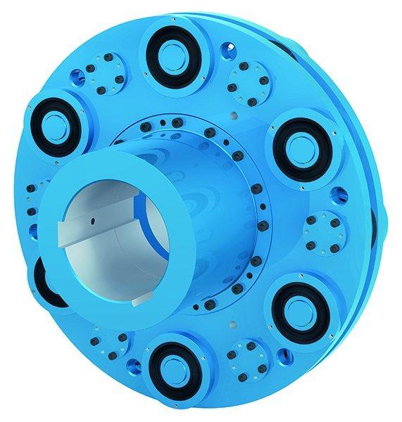 ELBO - Acoplamiento elástico de bulones