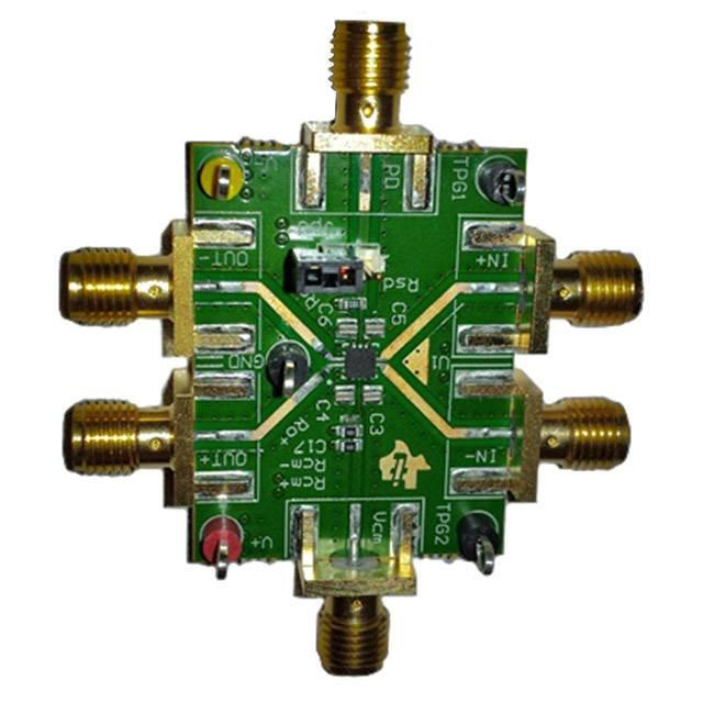 EVAL MODULE FOR LMH3401 - Texas Instruments LMH3401EVM