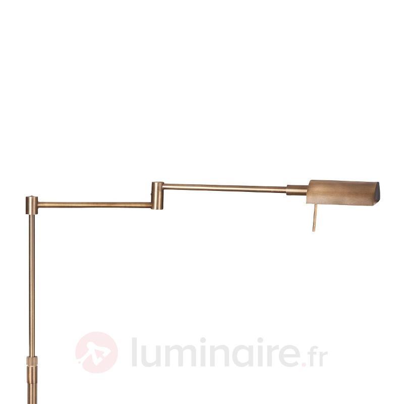Lampadaire LED orientable Tulpia - Lampadaires LED