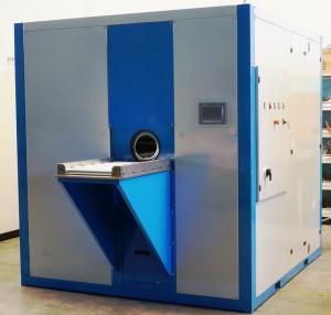 Hydrokinetic Machine Logica Blue