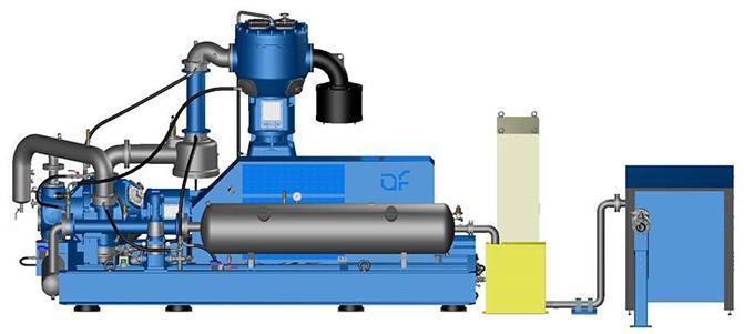 HIGH PRESSURE COMPRESSORS - High Pressure – 40 bar air quality and accessories