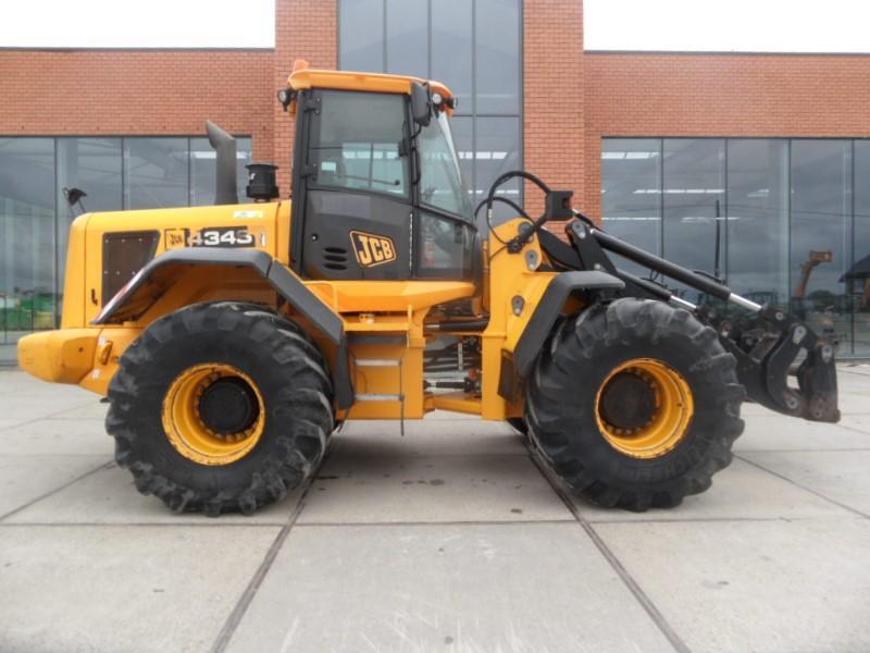 Wheeloaders - JCB 434S