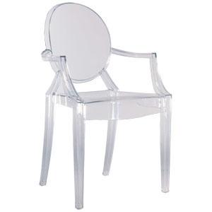 Louis Ghost Poltroncina Kartell