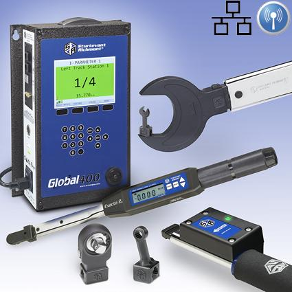 Wireless Torque Wrenches - Global 400