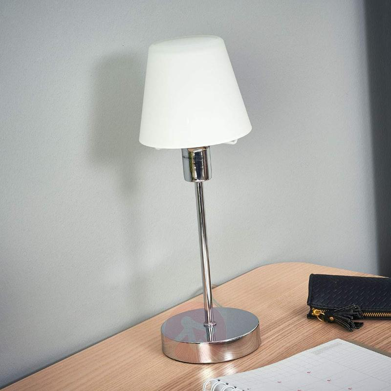 Janett - dimmable table lamp - Bedside Lamps