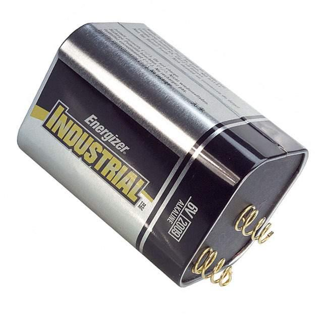BATTERY ALKALINE 6V LANTERN - Energizer Battery Company EN529
