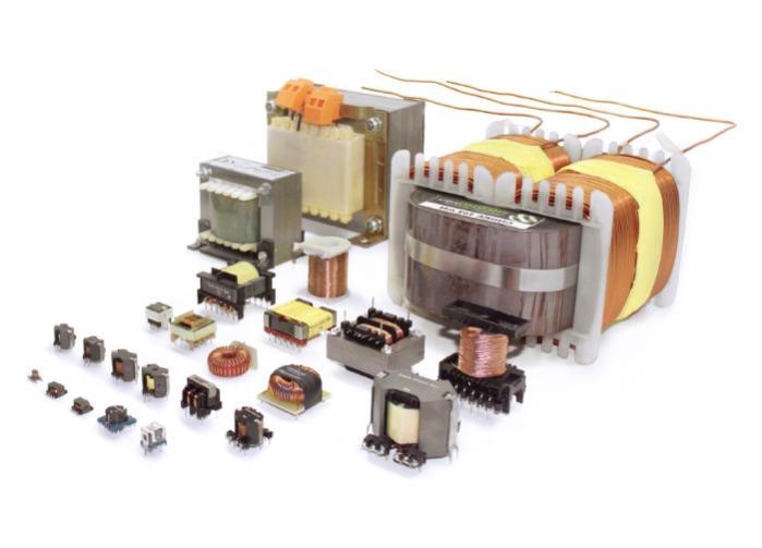 Desenvolvimento e produção de transformadores e componentes -