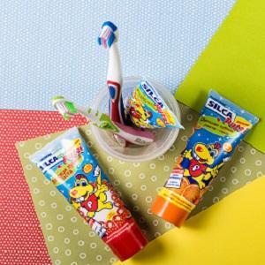 Toothpaste Silca Putzi - Детская зубная паста