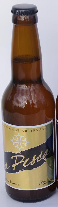 Bière blonde PESCA 33CL - Boissons