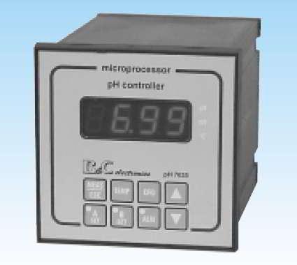 Analyseurs électrochimiques - SERIE 7635 à microprocesseur