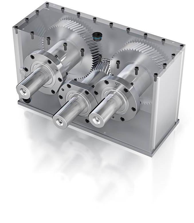 SpurGear - Dynamic Spur Gearboxes