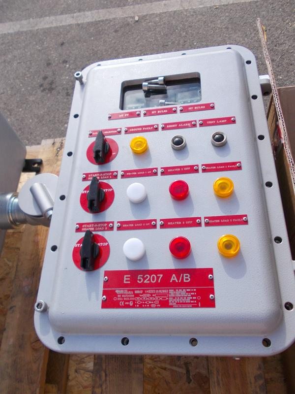 Electrical panels - null