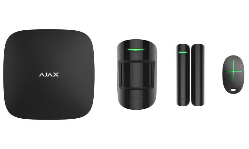 Ajax Alarm System Starter Kit (black) - null