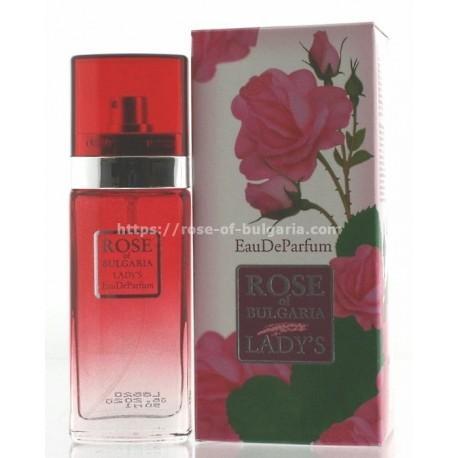 Eau de parfum à la rose de Damas, 50ml - Soin visage pour Femme