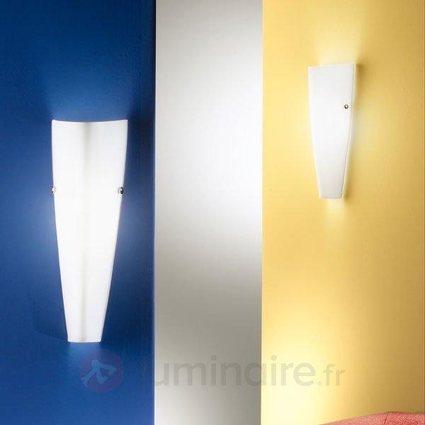 Applique DEDALO blanche IP44 - Salle de bains et miroirs