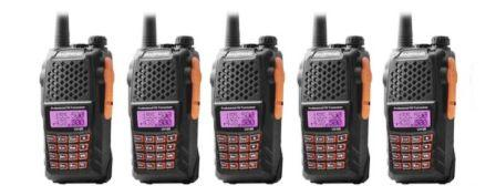 Aluguer de radiocomunicações - Rádios UHF, Rádios VHF, Rádios PMR446