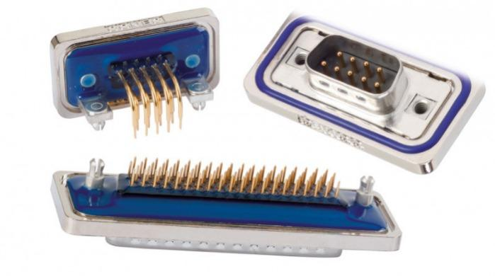 IP67 D-SUB Filter Steckverbinder - IP67 D-SUB Filter Steckverbinder