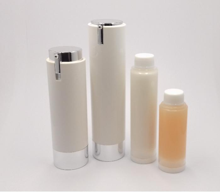 ALLIUM TWIST AIRLESS - DUAL AILESS RECHARGEABLE 30ml 50ml