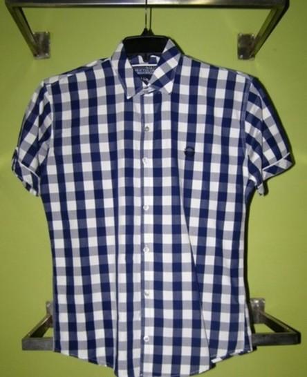 Mens' Checked Shirts