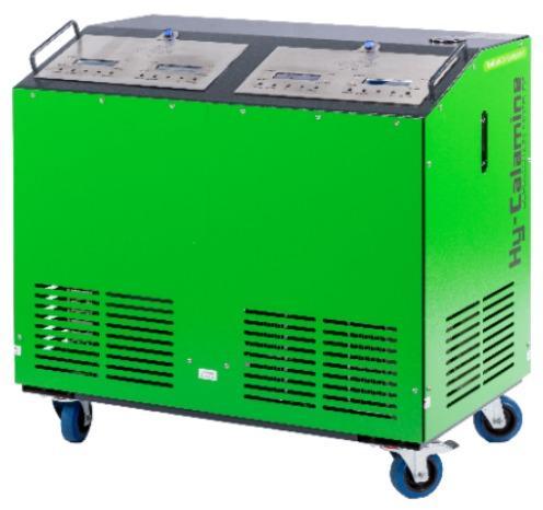 Descarbonización • Hy-Carbon 2000S - Descarbonización por inyección de hidrógeno